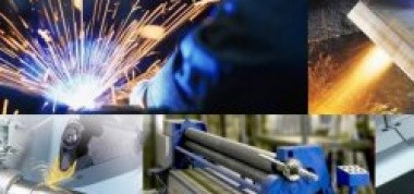 Arc welding with mechanized equipment in an active gas environment (MAG)